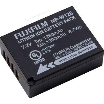 Fuji NP-W126 Rechargeable Li-Ion Battery