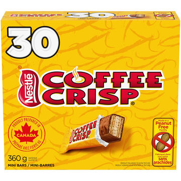 Nestle Mini Coffin Crisp - 30's
