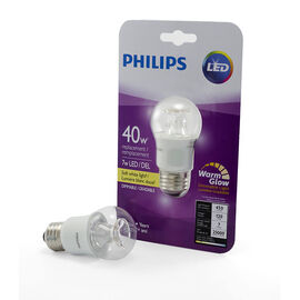 Philips Fan A15 LED Bulb - Soft White - 40W
