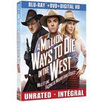 A Million Ways to Die in the West - Blu-ray + DVD + Digital HD