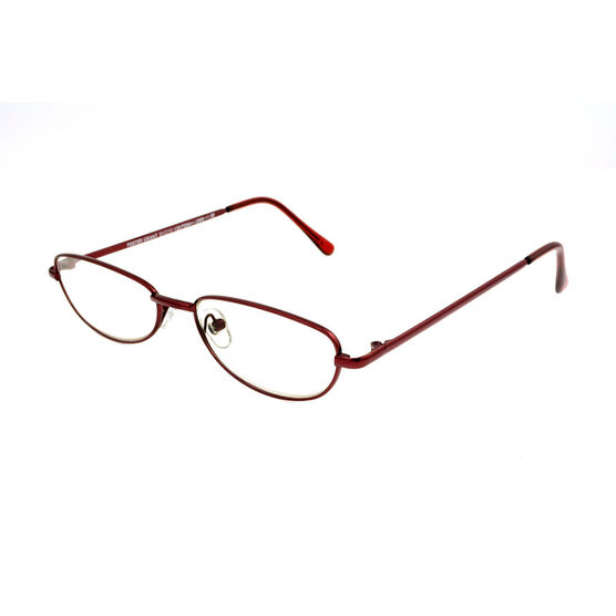 Foster Grant Larsyn Reading Glasses - Wine - 2.50