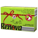 Renova Pocket Pack Tissues Spearmint Gum - 6 Pack