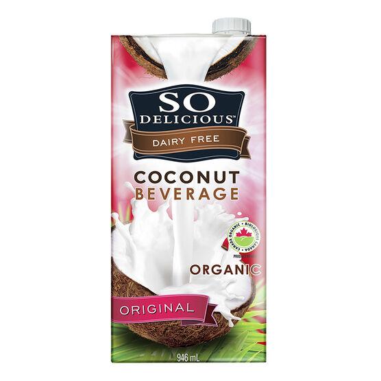 So Delicious Coconut Milk - Original - 946ml