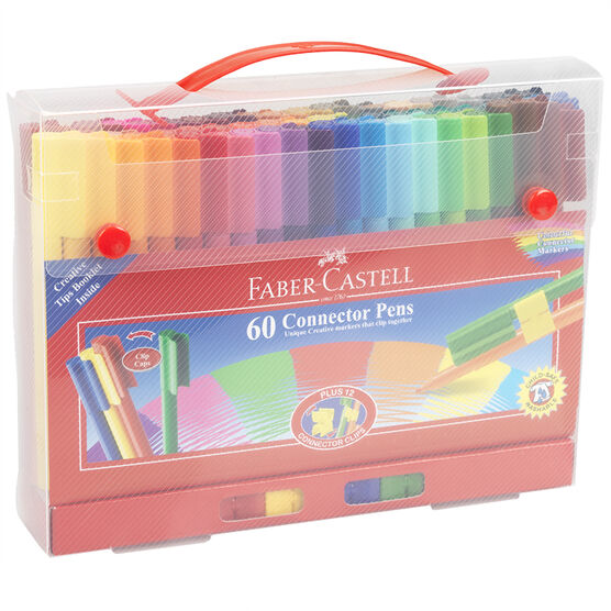 Faber Castell Connector Pens - 60's