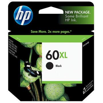 HP 60XL Ink Cartridge- Black - CC641WC#140
