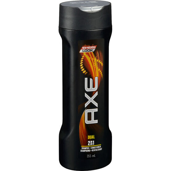 Axe Dual 2 In 1 Shampoo & Conditioner - 355ml