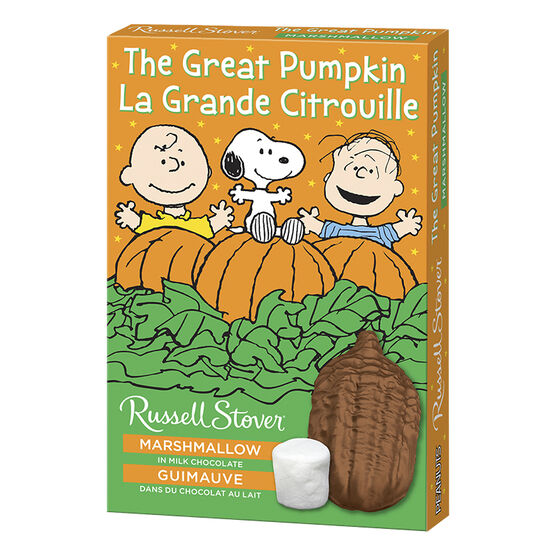 Russell Stover Marshmallow Pumpkin - 57g