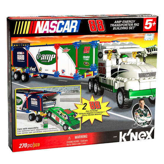 Knex' - Nascar Transporter Rig Building Set - Assorted