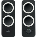 Logitech Multimedia Speakers Z200 - Black - 980-000800