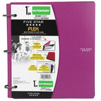 Five Star Flex Note Binder - Large