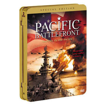 Pacific Battlefront: Marines In The Pacific - DVD