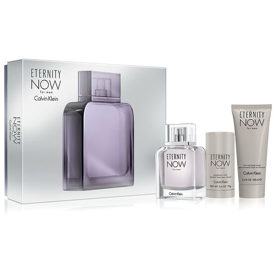 Calvin Klein Eternity Now for Men Gift Set - 3 piece