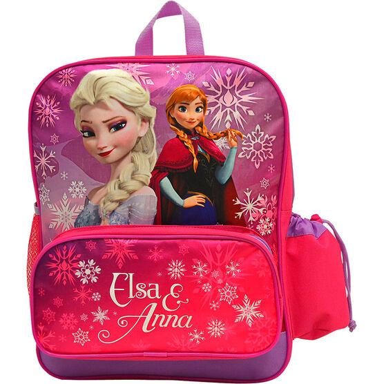 Disney Frozen Character Backpack - Assorted