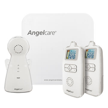 Angelcare Movement and Sound Monitor AC403 - 2 Parent Units - A0403-CA0-A1006