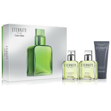 Calvin Klein Eternity for Men Gift Set - 3 piece