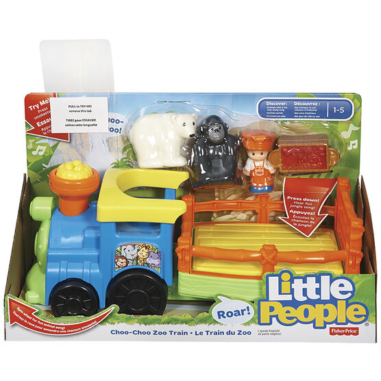 Fisher Price Little People Choo-Choo Zoo Train