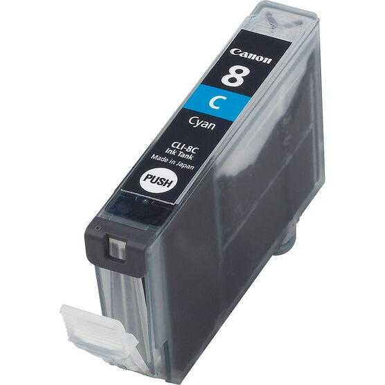 Canon CLI-8PC Photo Ink Cartridge - Cyan - CLI-8PC