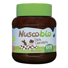 Nuscobio Spread - Dark Chocolate - 400g