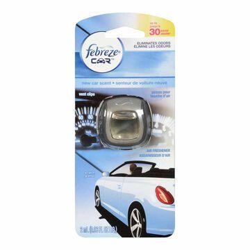 Febreze Auto Vent Clips - New Car - 2ml