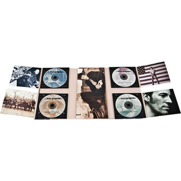 Bruce Springsteen - Tracks Box Set - 4CD + Book