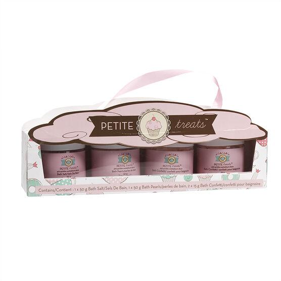 Petite Treats Bath Gift Set - 4 piece