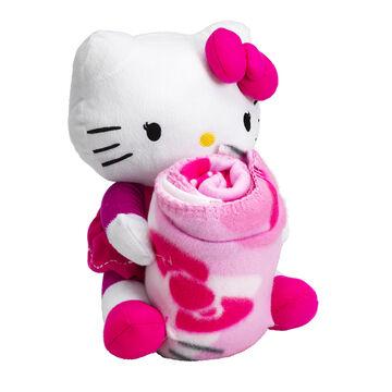 Hello Kitty Throw & Pillow - London Drugs