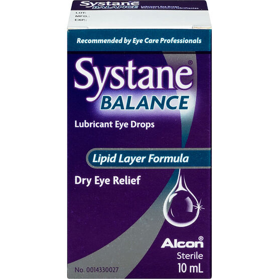 Balance Board London Drugs: Systane Balance Lubricant Eye Drops - 10ml