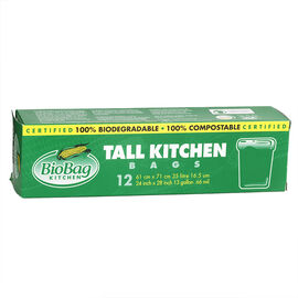 BioBag Tall Kitchen Garbage Bags - 12's