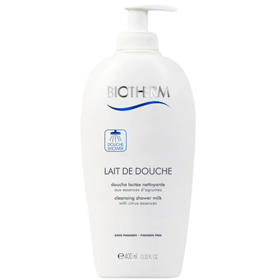 Biotherm Lait de Douche Cleansing Shower Milk - 400ml