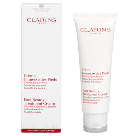 Clarins Foot Beauty Treatment Cream - 125ml