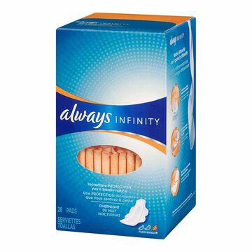 Always Infinity Overnight - 28's / Jumbo