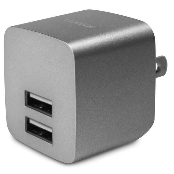 Logiix USB Power Cube Rapide - Grey - LGX12035