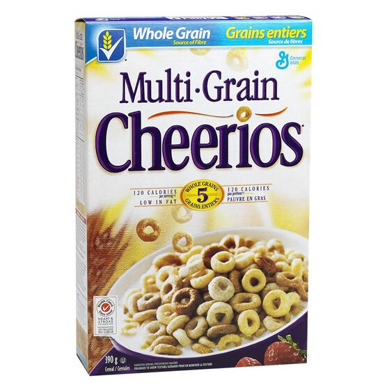 Cheerios Multi-Grain - 390g
