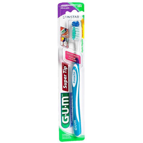 G.U.M. Super Tip Full Head Toothbrush - Ultra Soft
