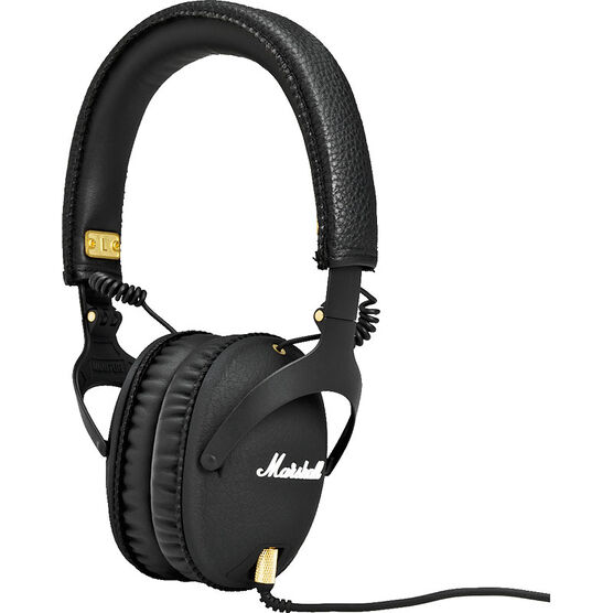 Marshall Monitor Headphones - Black - Monitor