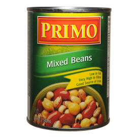 Primo Mixed Beans - 540ml