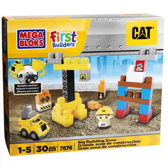 Mega Bloks Cat Building Box