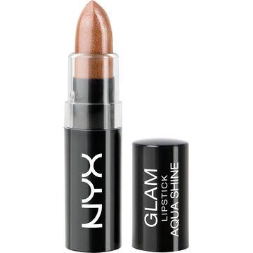 NYX Glam Lipstick Aqua Luxe