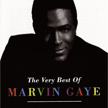 Marvin Gaye - The Very Best of Martin Gaye - CD