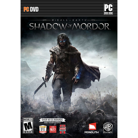 PC Middle Earth: Shadow of Mordor