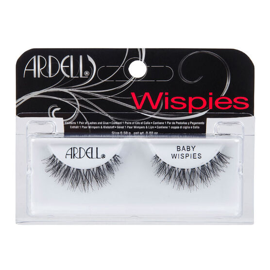 Ardell Baby Wiispies Eyelashes - Black
