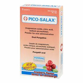 Pico-Salax Oral Purgative - Cranberry - 1 carton