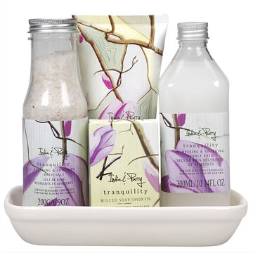India & Purry Tranquility Spa Gift Set - Assorted - 5 piece