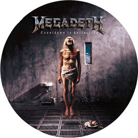 Megadeth - Countdown To Extinction - Picture Disc Vinyl
