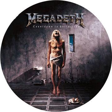 Megadeth - Countdown To Extinction - Picture Disc Vinyl