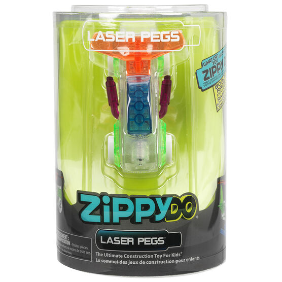 Laser Pegs - Zippy Do Car