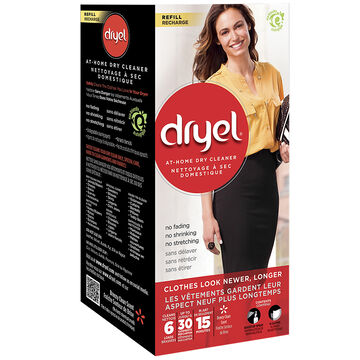 Dryell Refill Pack - Clean Breeze - 6's