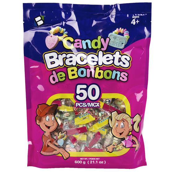 Candy Bracelets - 50's