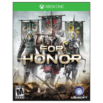 PRE-ORDER: Xbox One For Honor