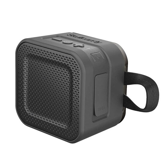 Skullcandy Barricade Mini Bluetooth Speaker - Black/Translucent - S7PBWJ582